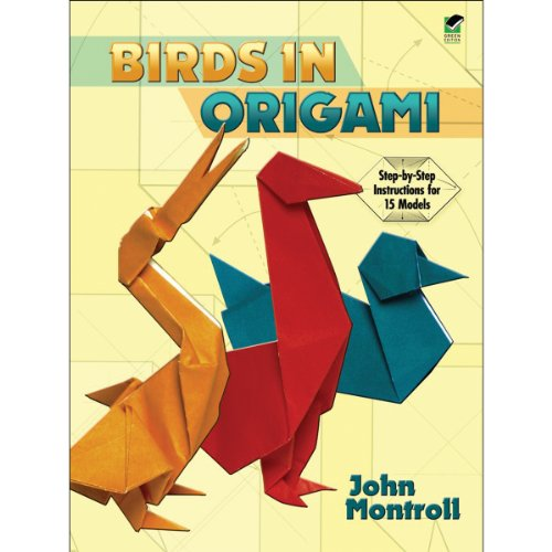Dover Publications-Birds In Origami by Dover