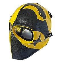 Invader King ™ Airsoft Mask Protective Gear Outdoor Sport Masks Bb Gun
