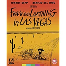 Fear And Loathing In Las Vegas Limited Edition [Blu-ray] [Reino Unido]