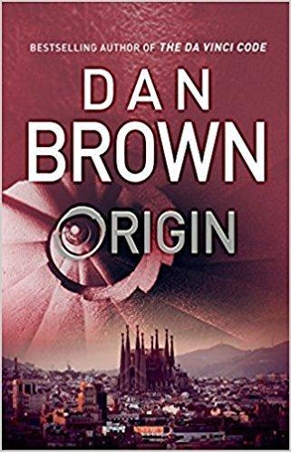 [By Dan Brown] Origin: (Robert Langdon Book 5) (Hardcover)【2017】by Dan Brown (Author) [1863]