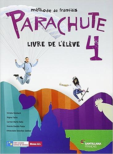 PARACHUTE 4 ELEVE - 9788490491874: Amazon.es: Martin Nolla, Carmen ...