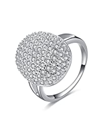 Lureme Twilight Eclipse Bellas Engagement Ring Prop Replica (rg001818)