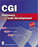 img - for CGI Fast and Easy Web Development (Fast & Easy Web Development) book / textbook / text book