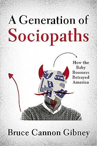 History of sociopathy