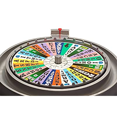 Wheel of Fortune Family Game: Toys & Games