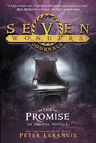Amazon seven wonders journals the promise ebook peter seven wonders journals the promise by lerangis peter fandeluxe Gallery