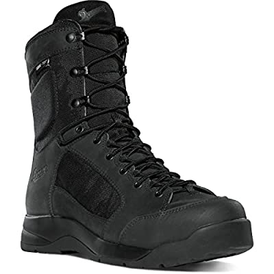 "DFA 8"" Black GTX (15404) Black Vibram Sole 