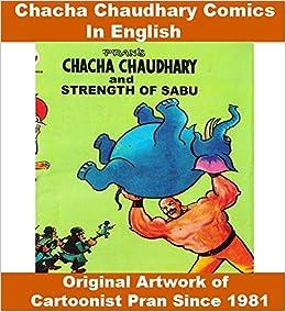 Buy Chacha Chaudhary and Strength Of Sabu Comics in English