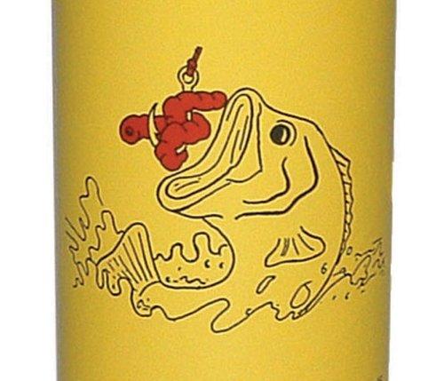 Magic Bait 24-Ounce Worm Food Can, Yellow
