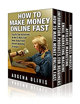 Internet Marketing Series Boxset (affiliate marketing, email marketing, information products, make money online) by [Olivis, Argena]