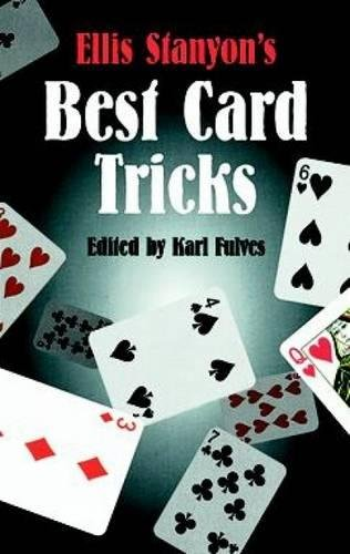 Download Ellis Stanyon's Best Card Tricks (Dover Magic Books) pdf epub