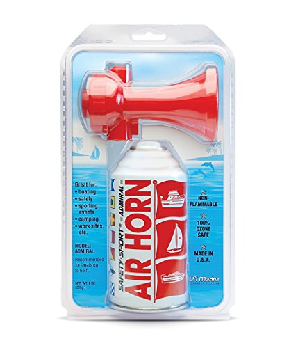 SAFETY-SPORT ADMIRAL AIR HORN by SAFETY-SPORT