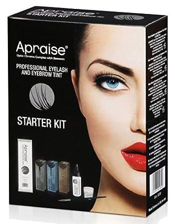 Amazon.com: Apraise Professional Eyelash And Eyebrow Tint Starter ...