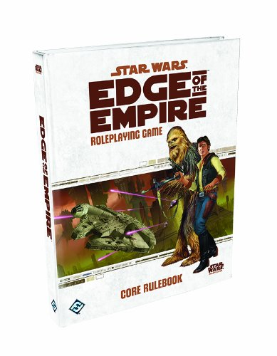 Star Wars: Edge of the Empire - Core Rulebook (Star Wars Edge Of The Empire Dice)