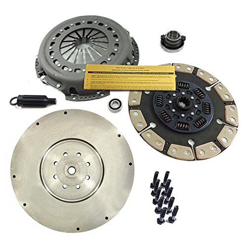 EFT CERAMIC CLUTCH KIT& FLYWHEEL for DODGE RAM 5.9L 6.7L CUMMINS TURBO DIESEL