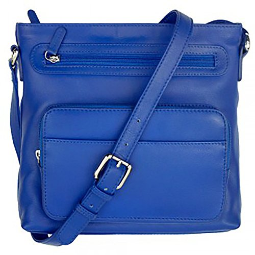oss-body Handbag (Cobalt) ()