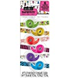 Tapeffiti 6 pack Craft Tape Set for Girls