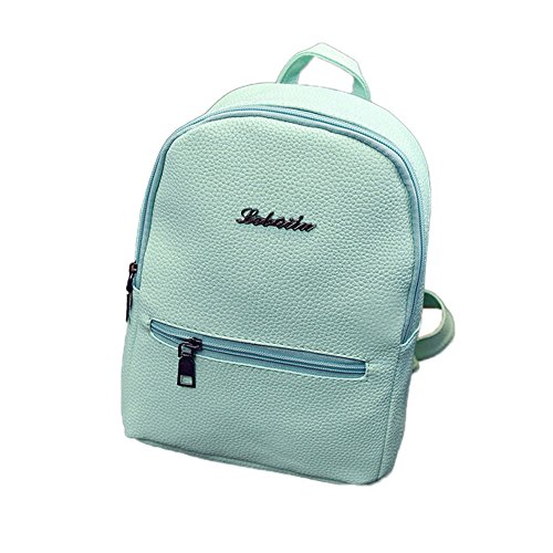 Desigual Women Bags Backpack LuluZanmGirls Leather School Bag Travel Backpack Satchel