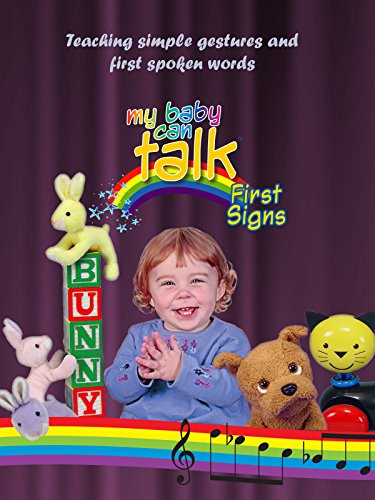 My Baby Can Talk - First Signs (Brain Infant Learning Dvd)