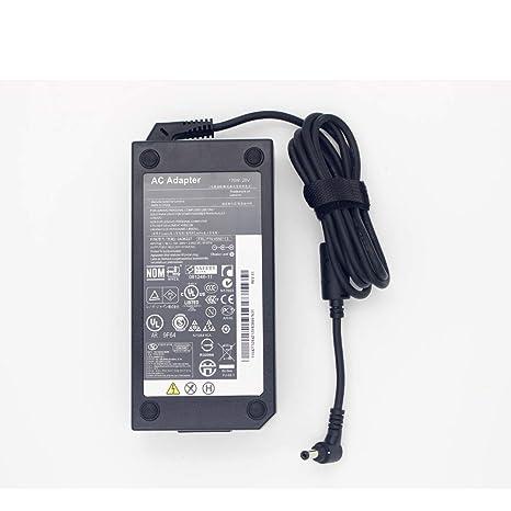 Amazon.com: Cargador adaptador de CA para Lenovo Y410P Y500N ...