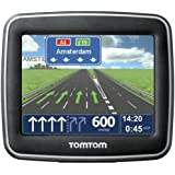 TomTom START Classic Series WE (FR-ES-PT) - GPS para coches de 3.5 pulgadas, color negro