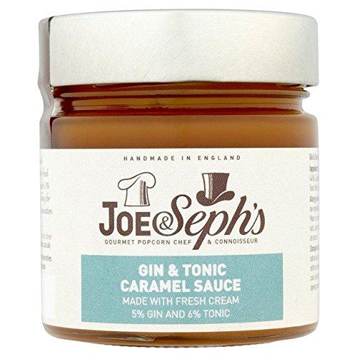 Joe & Seph's Gin & Tonic Caramel Sauce - - Online Tonic