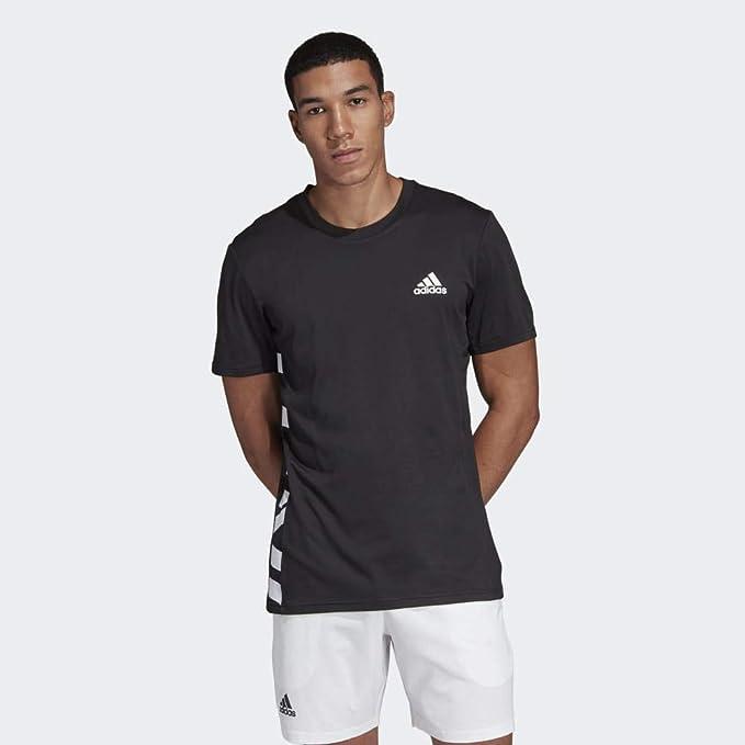 adidas Escouade tee Camiseta, Hombre: Amazon.es: Ropa y