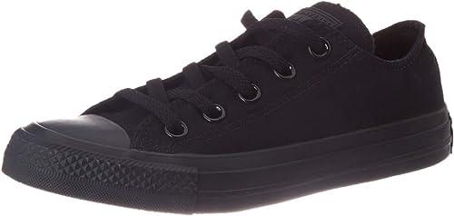 basket basse noire converse