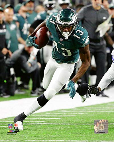"Nelson Agholor Philadelphia Eagles 2017 Action Photo (Size: 8"" x 10"")"