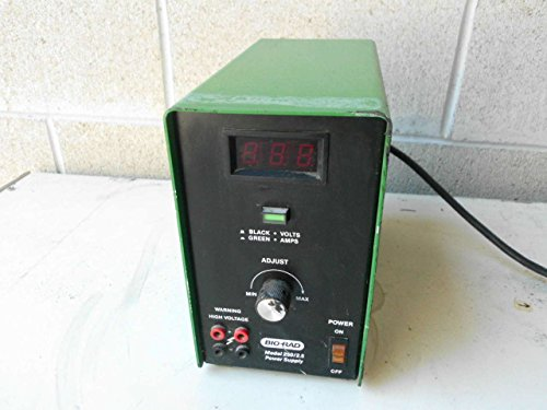 Bio Rad 250 2 5 Electrophoresis Power Supply