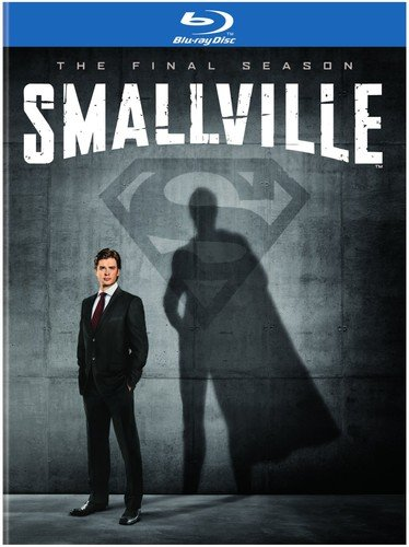 Blu-ray : Smallville: The Final Season (Dubbed, , AC-3, Dolby, Digital Theater System)
