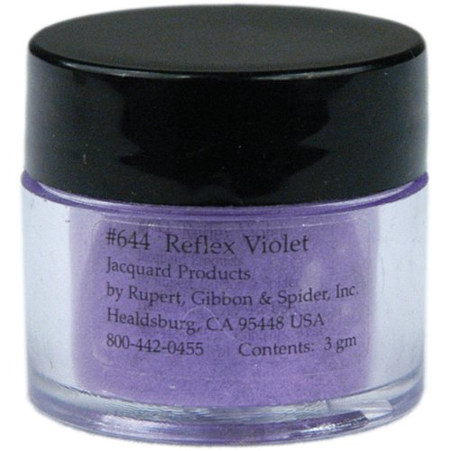 Pearl EX Powdered Pigments 3 Grams Open Stock-Refl -  Jacquard Products, JACU-644