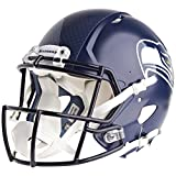 Seattle Seahawks Officially Licensed Speed Authentic Football Helmet
