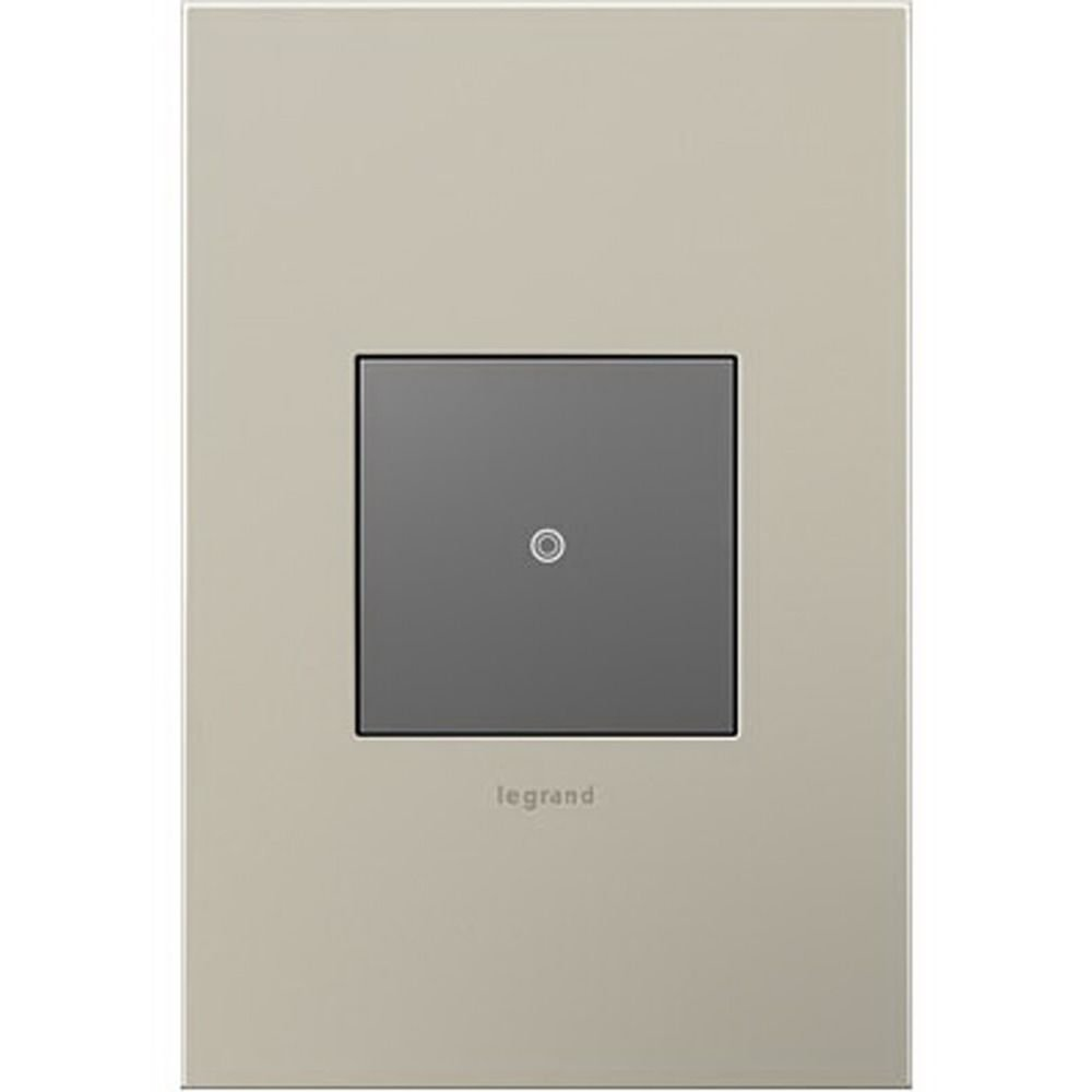 Legrand Adorne ASTP1532M4 Wall Light Switch - Three-Way - Electrical ...