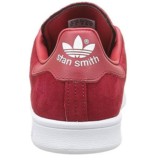 nun wreapped adidas frauen ist stan smith w, rita ora rot - weiß