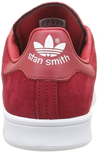 Femme adidas Basses Baskets Smith Blanc Stan aIwxI8