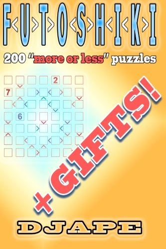 More Or Less Game - Futoshiki: 200