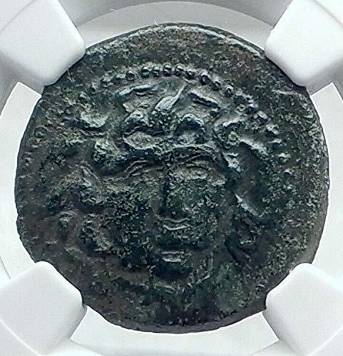 1000 GR AMPHIPOLIS Macedonia 148-31BC Ancient Greek Coin coin VF NGC