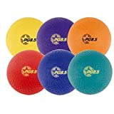 Champion Sports 8.5-Inch Playground Ball (Set of 6)