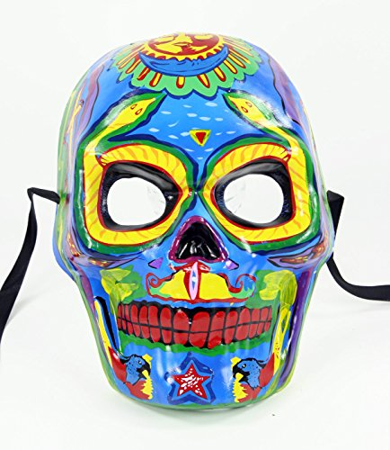 Bauer (Traditional Sugar Skull Costume)