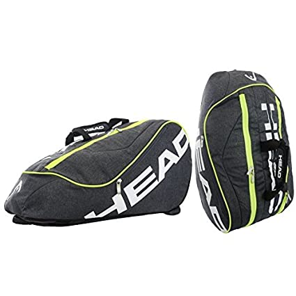 Head Ultimate Pro Supercombi - Bolsa para Raquetas: Amazon.es ...