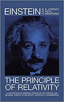 Book The Principle of Relativity (Dover Books on Physics) by Albert Einstein (1952-06-01)