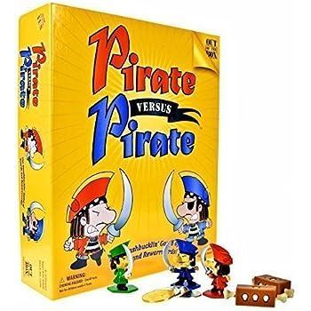 Amazon.com: Pirate Versus Pirate - The Swashbucklin Game of ...
