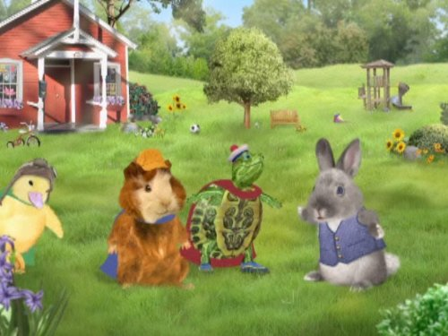 Adventures in Wonderland! ()
