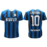 LC SPORT SRL Camiseta Inter Lautaro Martinez 10