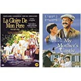 My Father's Glory/My Mother's Castle - 2 DVD set (English subtitle) (Import NTSC All Region)
