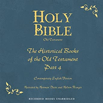 Amazon com: Holy Bible, Volume 9: Historical Books, Part 4