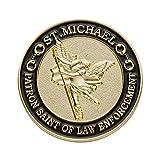 St. Michael Patron Saint of Law Enforcement