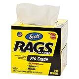 Scott Pro Grade Rags In A Box (39364), Shop