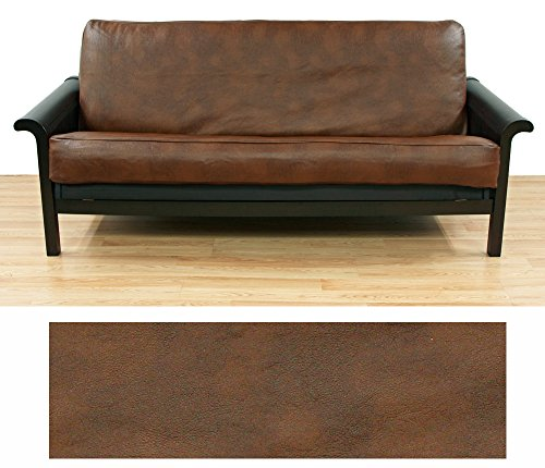 Faux Leather Futon Covers - 4